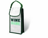 Wine Reflection Two Bottle Wine Gift Bag-15628