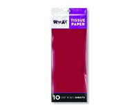 Tissue Paper - Red-16665