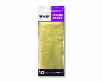 Tissue Paper - Gold-16800