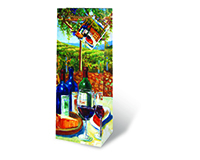 Wine Trellis Wine Bottle Gift Bag 17288