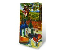 Wine Trellis Two Bottle Wine Gift Bag-17310