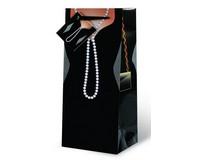 Little Black Dress Wine Bottle Gift Bag 17432
