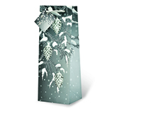 Snow Cones Wine Bottle Gift Bag-17612