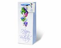 Birthday Greeting Wine Bottle Gift Bag-17878