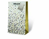 Confetti Two Bottle Wine Gift Bag-18002