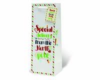 Special Delivery Wine Bottle Gift Bag-18014