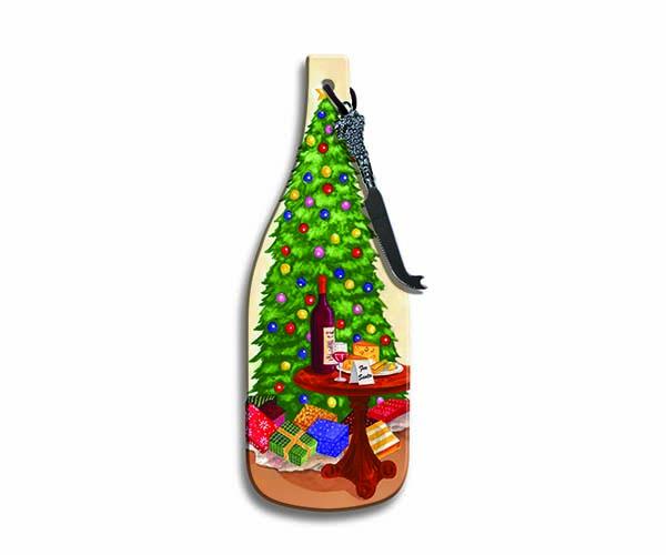 Cheeseboard - Wine & Cheese for Santa 19543