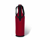 Neoprene Insulated Wine Tote - Burgundy-22583