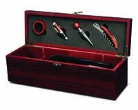 Wine Box with 4 Tools 26403