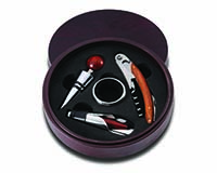 Round Box with 4 Tools-26406