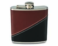 6 OZ Flask - Mixed Diagonal-26479