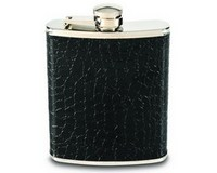 6 OZ Flask - Black-26482