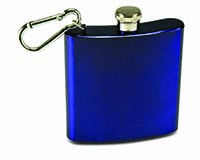6 OZ Flask - Blue-26487