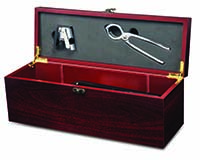 Champagne Bottle Gift Box with Tools-26545