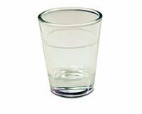Lined Shot Glass - 1.5oz.-26673