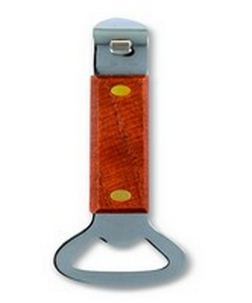 Bottle/Can Opener - Wood Handle 26858