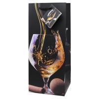 Liquor Bag - Whiskey Pour Half Gallon-27012
