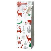 Wine Bag - Christmas Art-27019