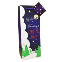 Wine Bag - Delivering Christmas Cheer-27029