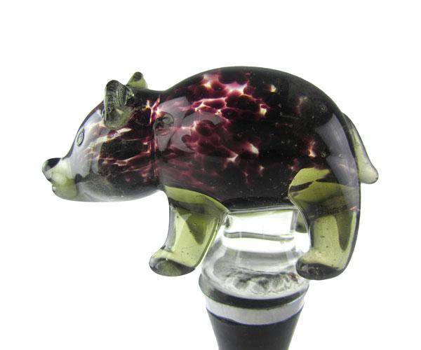 Glass Wbs Bear 14311