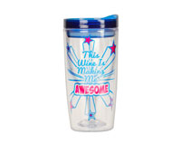 This Wine is Making Me Awesome Insulated Wine Tumblers 10 oz-AC1110