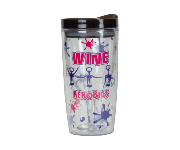 Wine Aerobic Insulated Wine Tumbler 10 oz AC1119