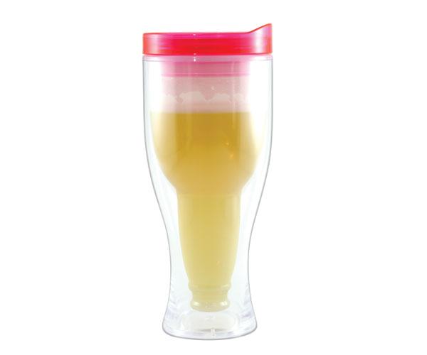 Beer Buddy Beer Tumbler Pink AC2004