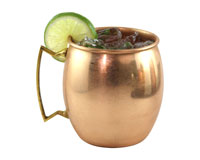 Moscow Mule Copper Mug with Brass Handle 20 oz AC6002