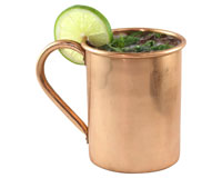 Moscow Mule Copper Mug and Handle 16 oz-AC6003