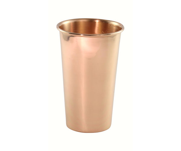 20 oz Smooth Copper Beer Tumbler