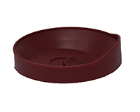 Double-Walled Tumbler Lid - Burgundy ACLID-1001