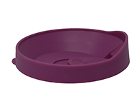 Double-Walled Tumbler Lid - Purple ACLID-1003