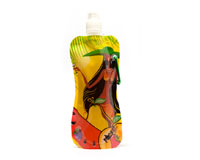 Pocket Bottle, Lady & Fruit CB1002