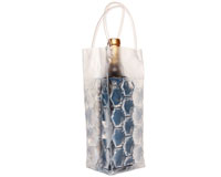 4 Sided Cool Sack Clear-CS2007