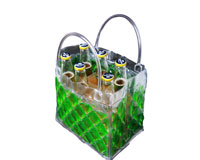 The Cool Sack - 6Pk - Green-CS7002