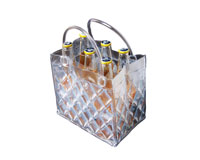 The Cool Sack - 6Pk - Clear-CS7007