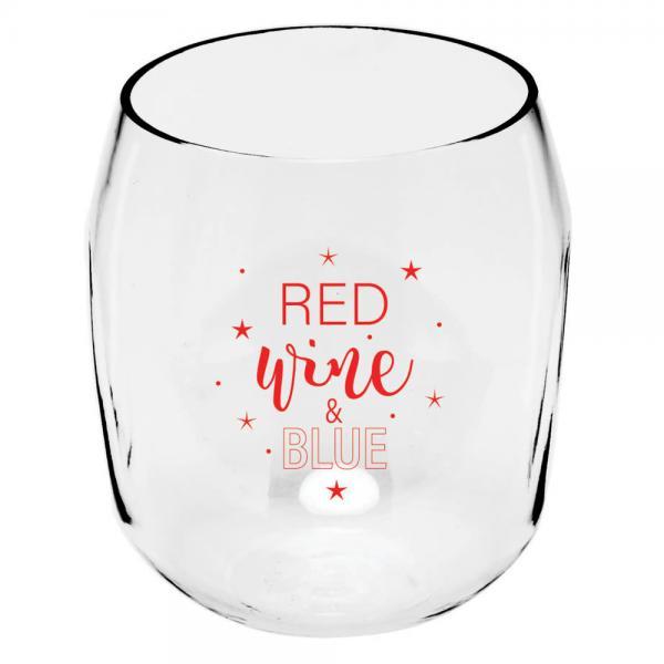Red Wine & Blue EverDrinkware Wine Tumbler