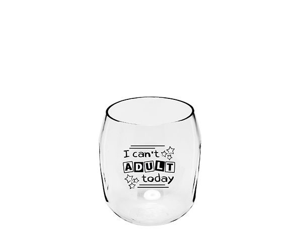 Can't Adult EverDrinkware Wine Tumbler