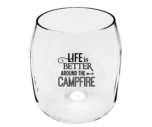 Campfire EverDrinkware Wine Tumbler