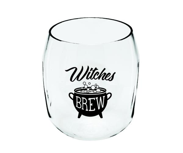 Witches Brew EverDrinkware Wine Tumbler