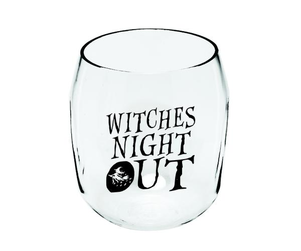 Witches Night Ever Drinkware Wine Tumbler