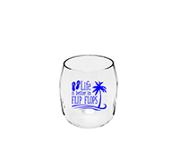 Life is Better in Flip Flops Ever Drinkware Wine Tumbler ED1001-CS1