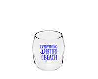 Everything is Better at the Beach Ever Drinkware Wine Tumbler-ED1001-CS4