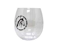 Horses Can EverDrinkware Wine Tumbler-ED1001-H2