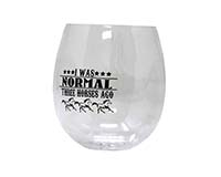Three Horses Ago EverDrinkware Wine Tumbler ED1001-H3