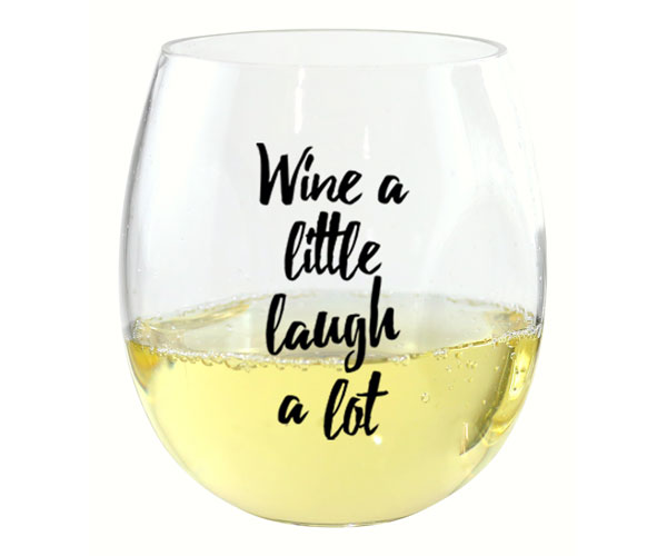 Wine A Little EverDrinkware Wine Tumbler