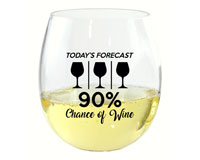 Today's Forecast EverDrinkware Wine Tumbler ED1001-W4