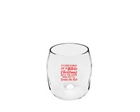 White Christmas EverDrinkware Wine Tumbler ED1001-XMW6