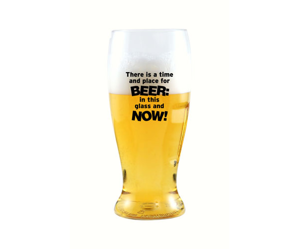 There Is a Time EverDrinkware Beer Tumbler