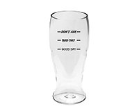 Good, Bad, Don't Ask EverDrinkware Beer Tumbler ED1003-C4